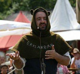 Mittelalterfest Auftritt